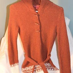 Merona Hooded Knit Cardigan Size XS
